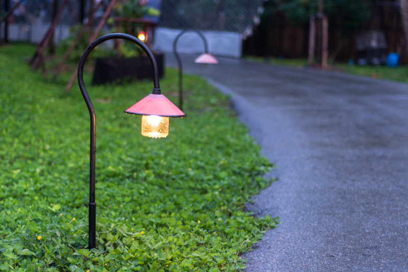 Your outdoor lighting cannot only add to your landscape design, but if done correctly can also improve your home safety, too.
