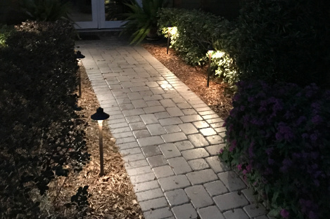 Tampa Landscape Lighting  Elegant Accents Lighting  8136292228